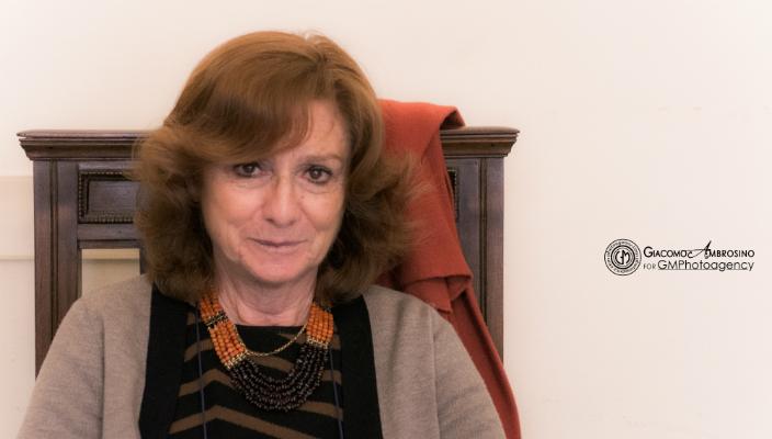Simonetta Marino ( Copyright by Giacomo Ambrosino)