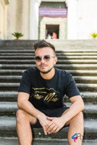 Andrea Sannino. Copyright di Giacomo Ambrosino ( GMPhotoagency).