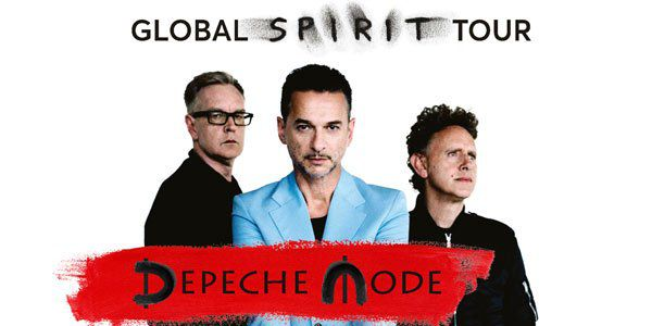 Depeche Mode - Global Spirit Tour