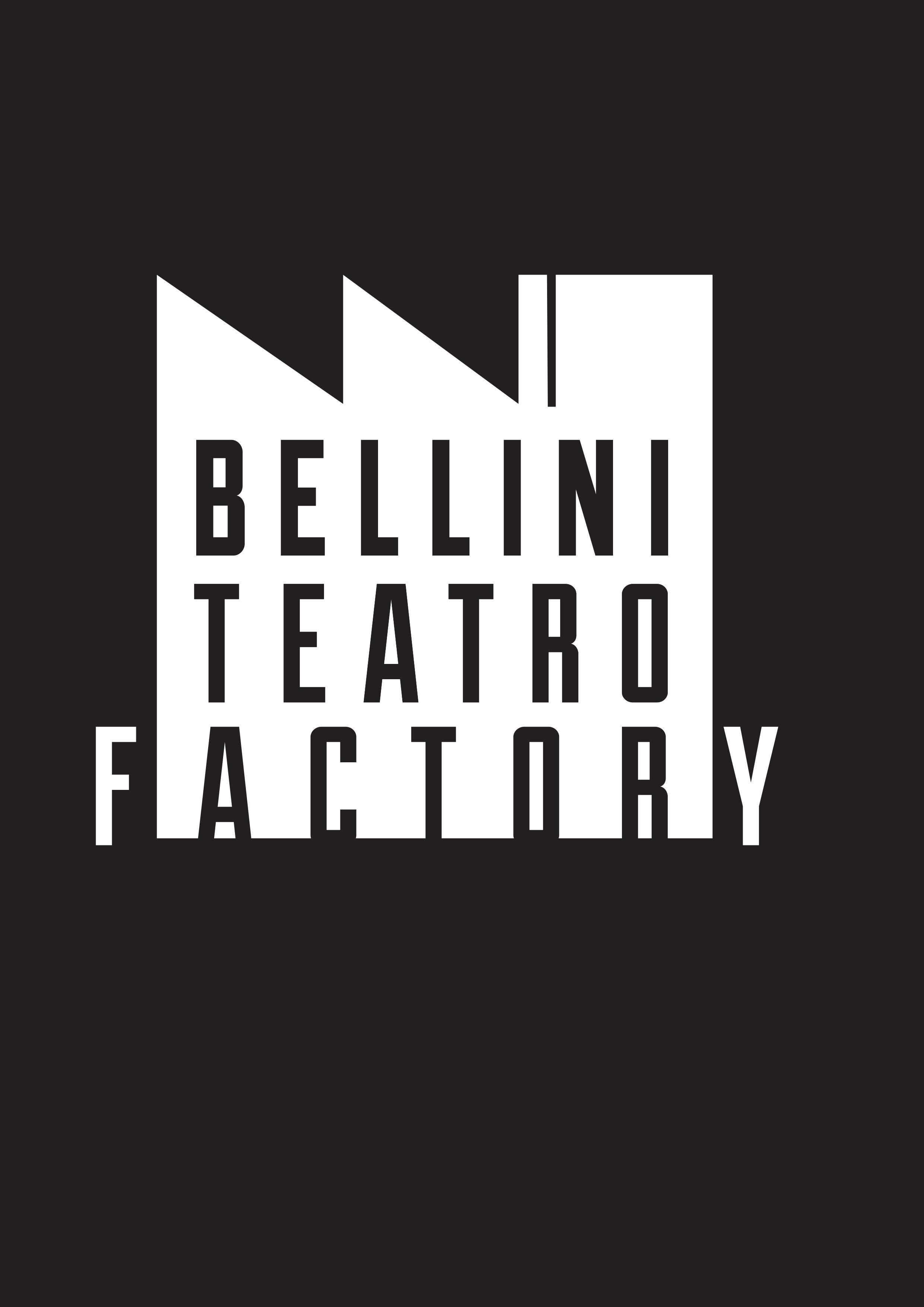 Logo Bellini Teatro Factory