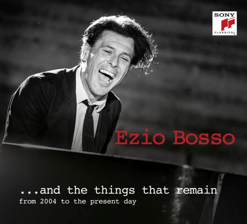 Ezio Bosso .... and the things that remain