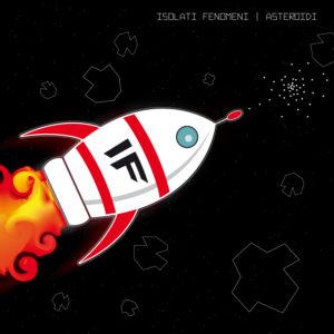 Cover Album Asteroidi - Isolati Fenomeni