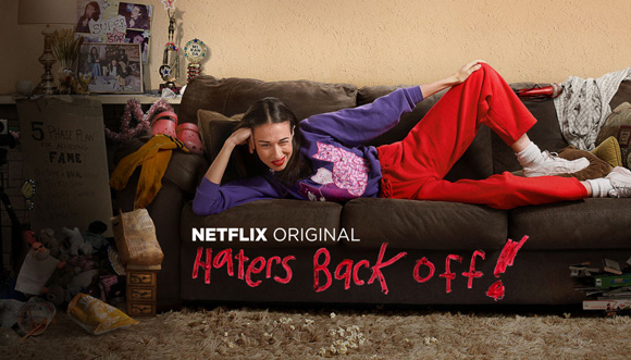 Haters back off - Netflix