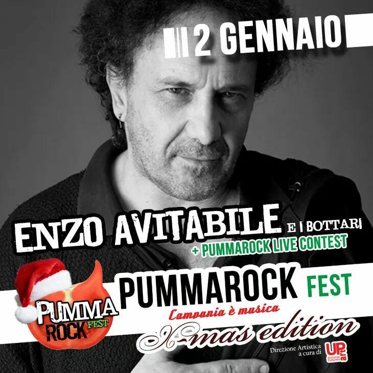 Pummarock Fest 2016 - Enzo Avitabile