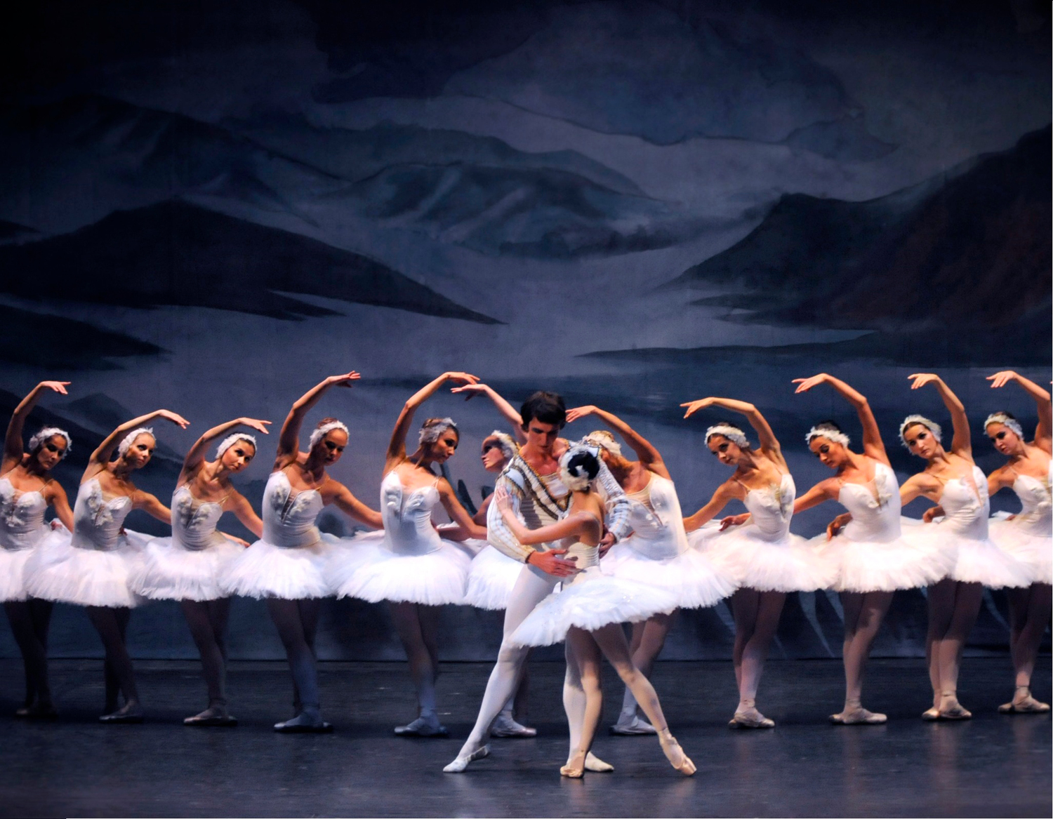 Lago dei cigni - Royal Ballet of Moscow