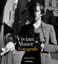 Copertina Libro Vivian Maier Fotografa