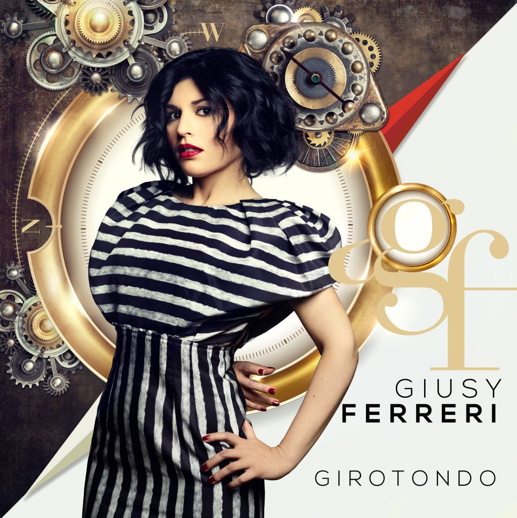 Cover Album Giusy Ferreri