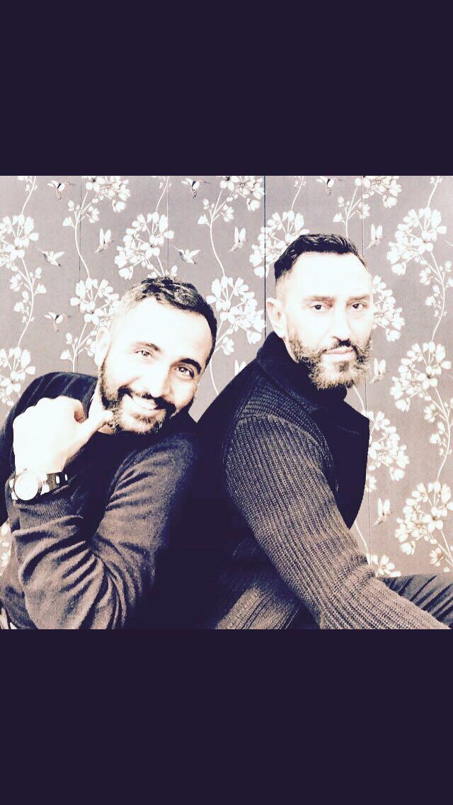 Daniele Ancarani e Fabio Alibrandi