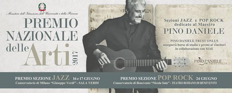 Pino Daniele Accademia 2017