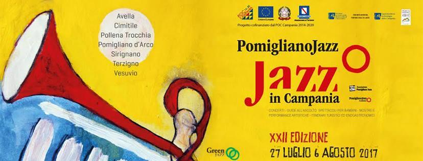 Pomigliano Jazz in Campania 2017