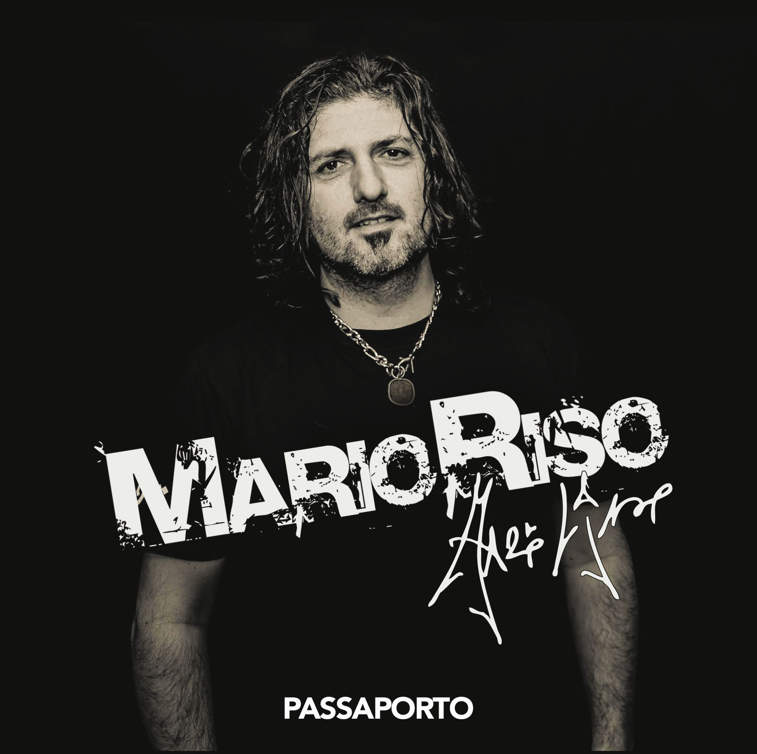 Cover album Mario Riso