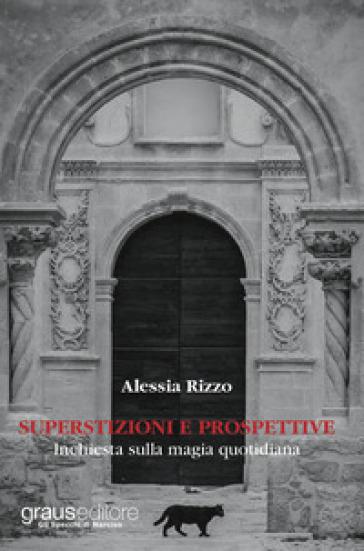 Copertina libro Alessia Rizzo