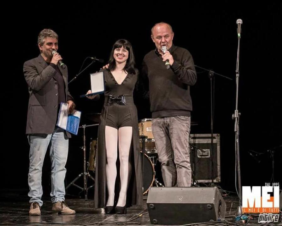 Roberta Giallo @ MEI 2017
