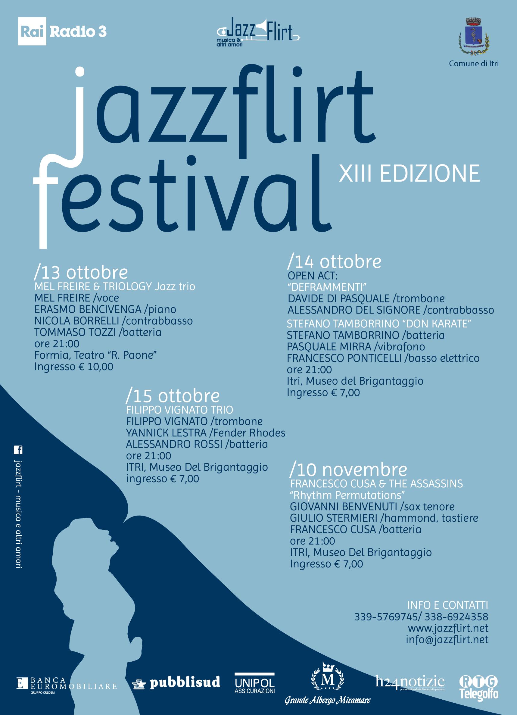 Jazz Flirt Festival 2017