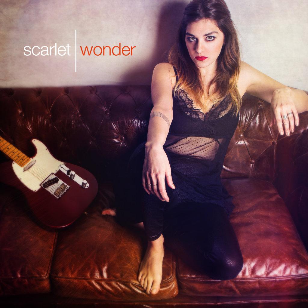 Wonder - Copertina Scarlet