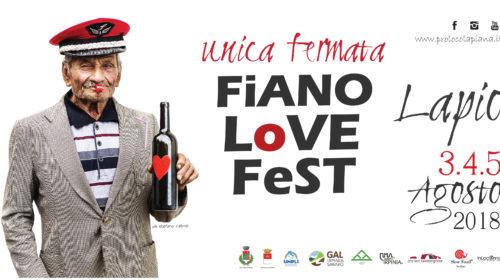 Fiano Love Festival 2018