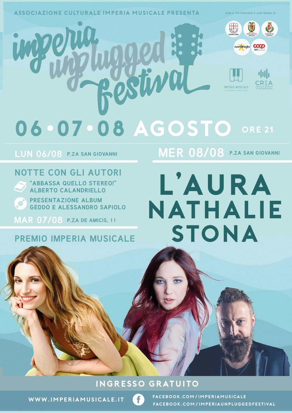 Imperia Unplugged Festival 2018