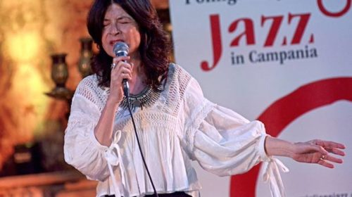 Maria Pia De Vito (foto Titti Fabozzi)