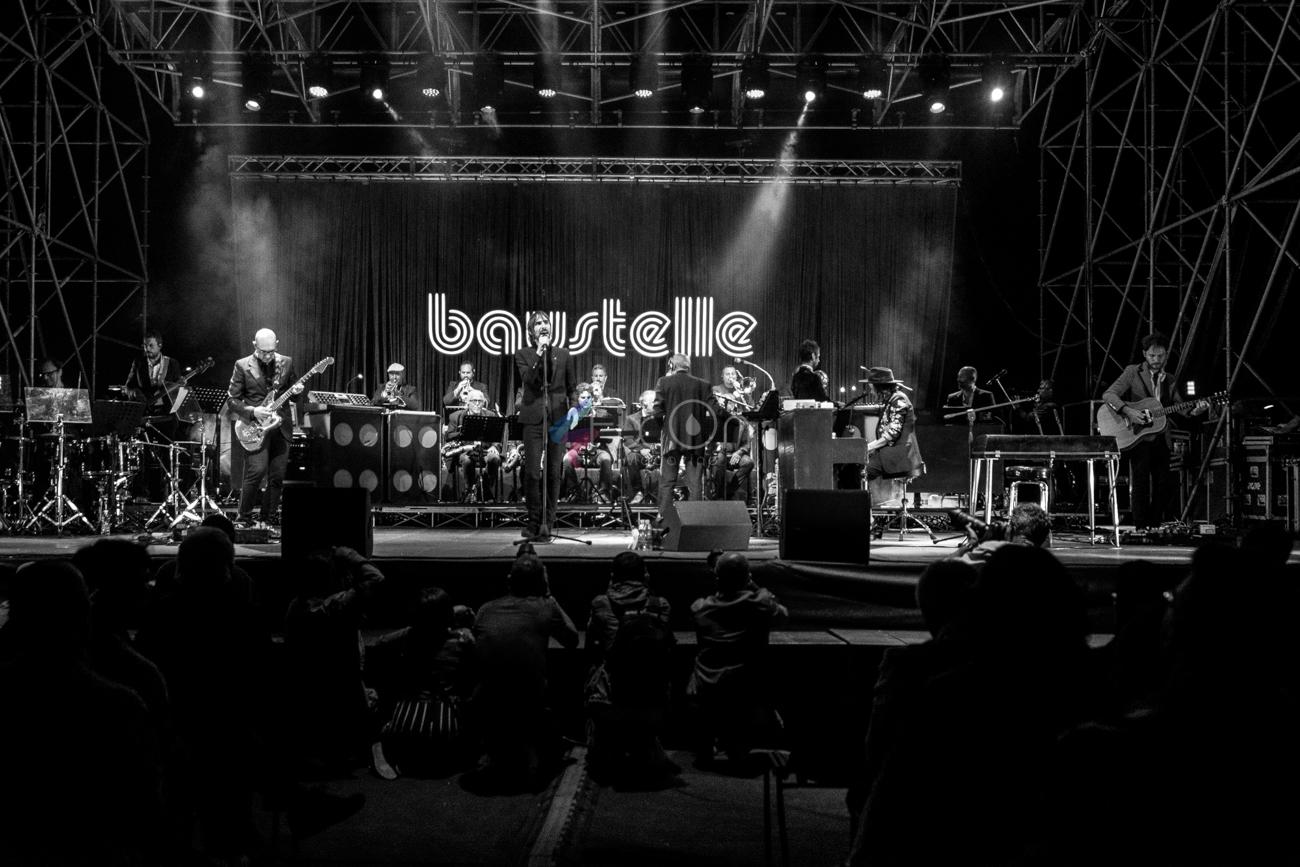 Baustelle @ Pomigliano Jazz Festival (Copyright Giacomo Ambrosino Photography)