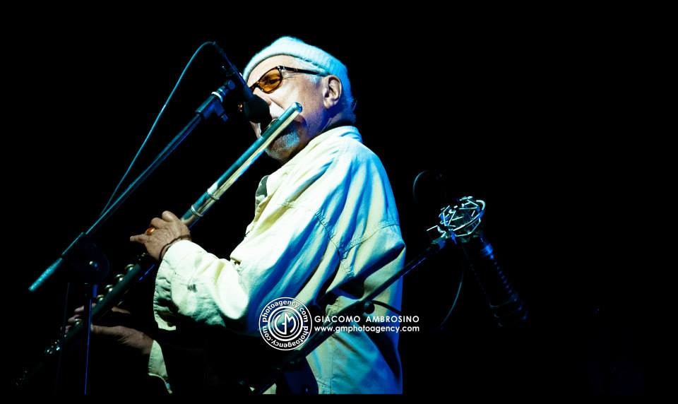 Charles LLoyd (Copyright by Giacomo Ambrosino Photography - GMPhotoagency)