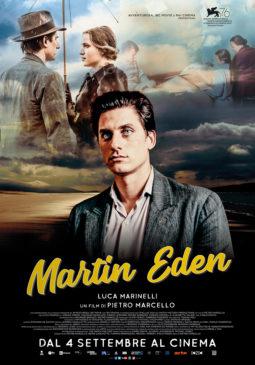 Locandina Martin Eden