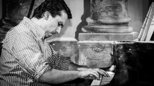 Paolo Lazzarini pianista