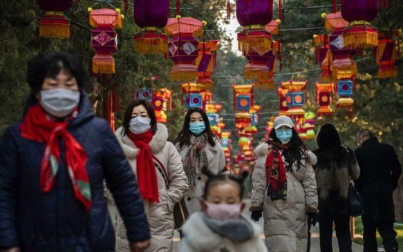 corona virus capodanno cinese