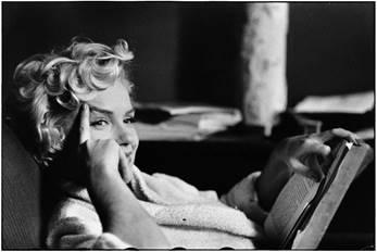 Marilyn Monroe (Copyright Elliott Erwitt)