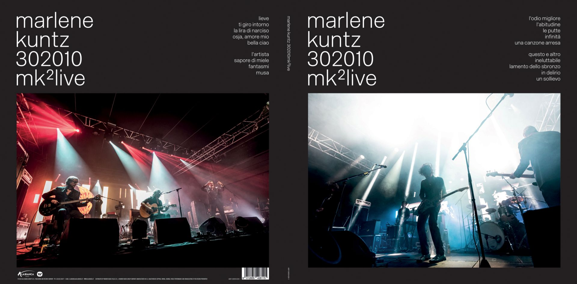 Cover album Marlene Kuntz