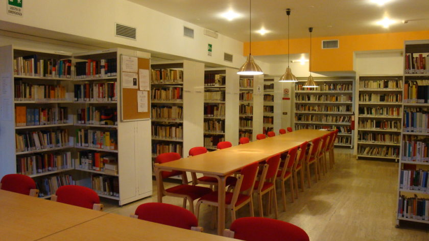 Biblioteca Maria Zambrano