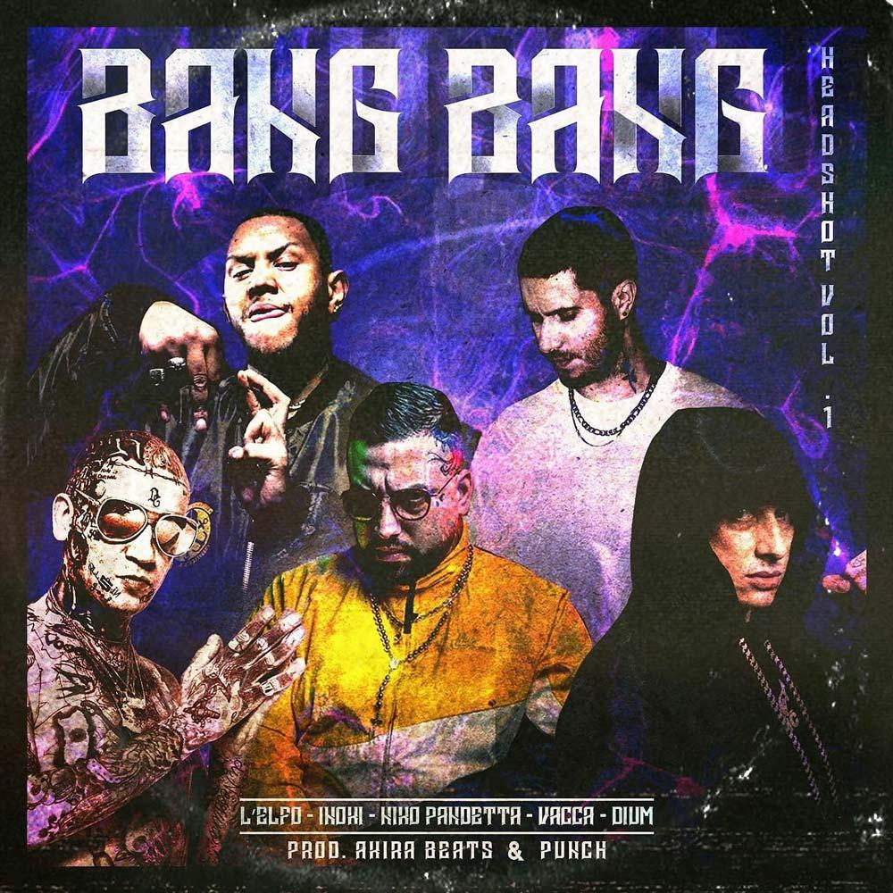 bang bang - copertina