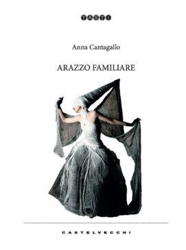 Copertina libro Arazzo Familiare