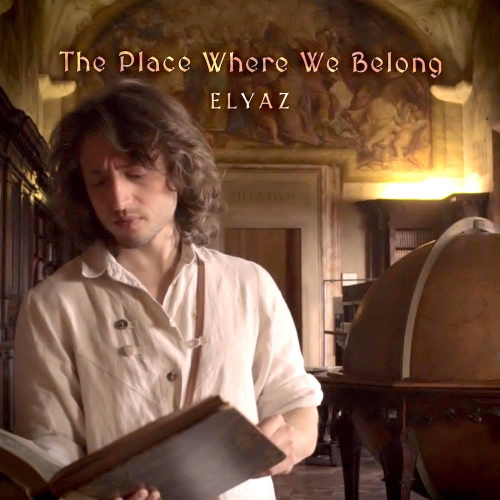 ELYAZ-The-Place-Where-We-Belong-singolo