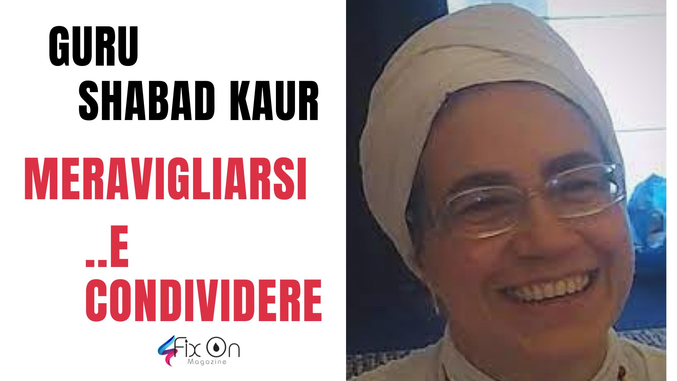 Guru Shabad Kaur