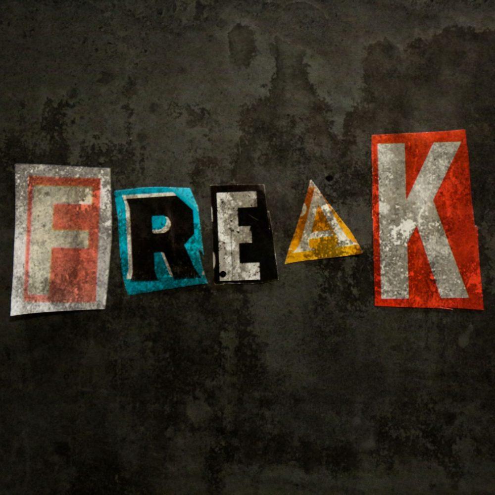 freak love ghost