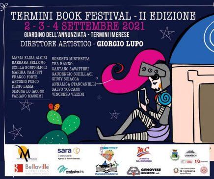 TERMINI BOOK FESTIVAL 2021, Seconda Edizione