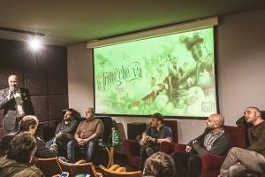 Conferenza Stampa Foja - 02/12/2016 - Modernissimo Napoli. Fix On Magazine. Ph. Giacomo Ambrosino for GMPhotoagency