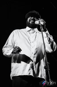 Gregory Porter @ Pomigliano Jazz Festival 2017. Credits: Fabio Miracolo for Fix On Magazine
