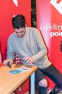 Lele @ La Feltrinelli Point - Pomigliano D'arco  (Copyright: Giacomo Ambrosino Photography)