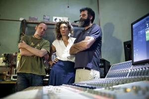 Il trio Antonelli, Messina, Ricci presentano al Pomigliano Jazz con ospite Gianni Valentino il progetto Rapsodie elettrofisiche
