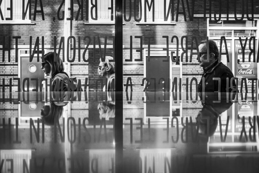Viaggio attraverso lo specchio - Antonio Mercadante, 2016
