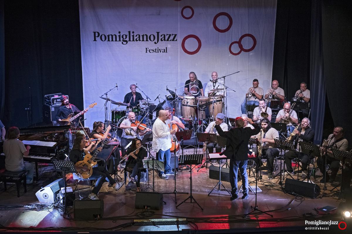 ONJ Pomigliano Jazz (Ph. Titti Fabozzi)