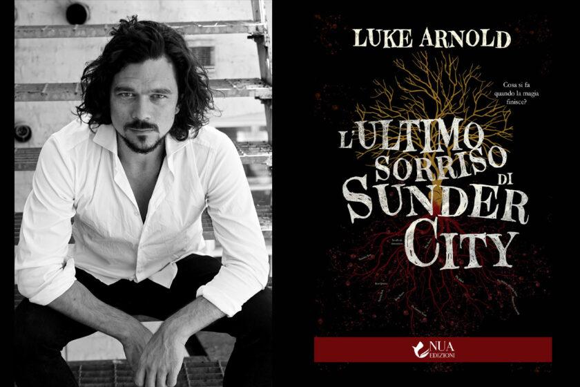 Luke Arnold