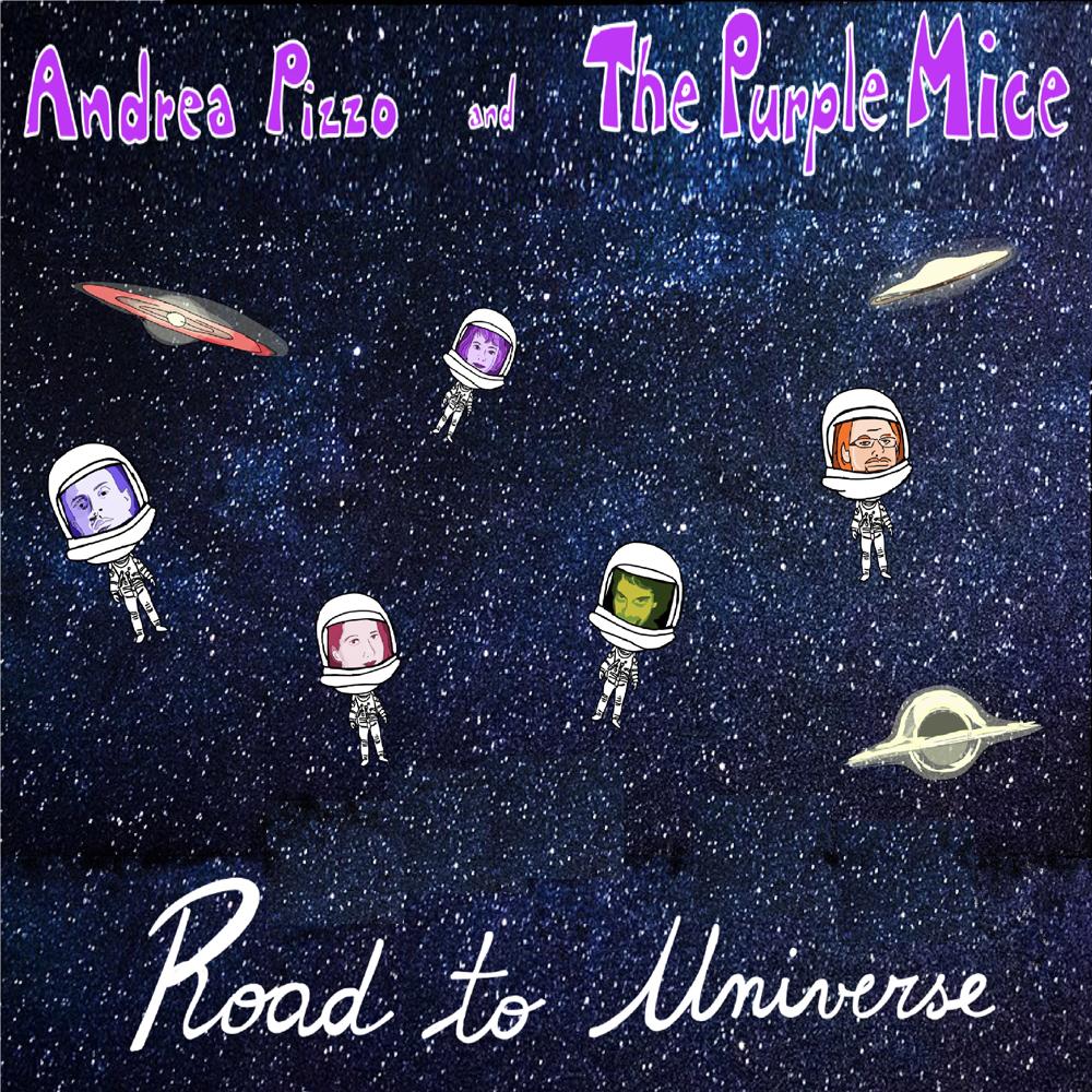 """Andrea Pizzo fuori con """"Road to Universe"""" EP"""